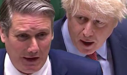 PMQs LIVE: Boris and Starmer in angry clash - Brazen Labour leader tells PM 'get a grip!'
