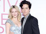 Riverdale stars Lili Reinhart, 23, and Cole Sprouse, 27, split