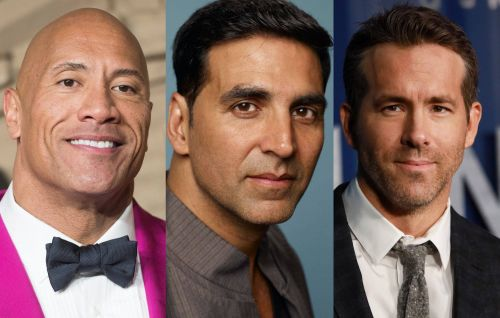 Forbes reveals list of world's highest-paid actors this year