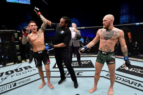 Conor McGregor vs Dustin Poirier conspiracy theory debunked ahead of rematch