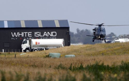 New Zealand volcano eruption: search team recovers six bodies from White Island