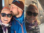 Princess Mette-Marit of Norway shares candid ski trip selfie with Prince Haakon
