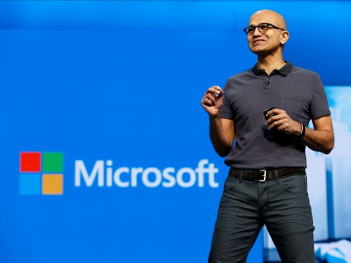 Microsoft has been rated the most environmentally friendly company. Here's what it's doing right