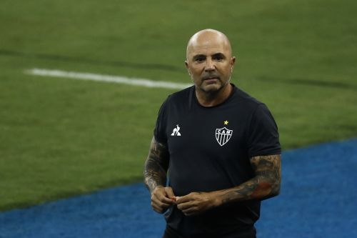 Jorge Sampaoli will reportedly depart Atlético Mineiro to manage a club in France