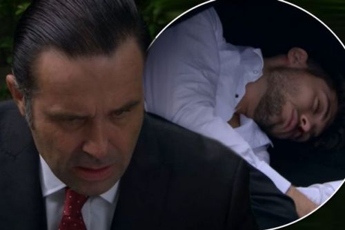 Is Joe Tate dead? Emmerdale viewers confused as Graham seemingly finishes him off after Cain's attack