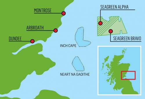 Mammoth wind project planned for north-east coast