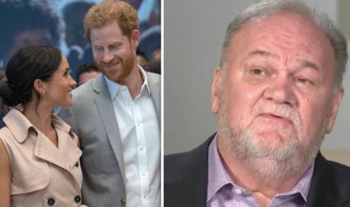 Meghan Markle's father hits out at Royal Family urging them to 'BREAK THE SILENCE'