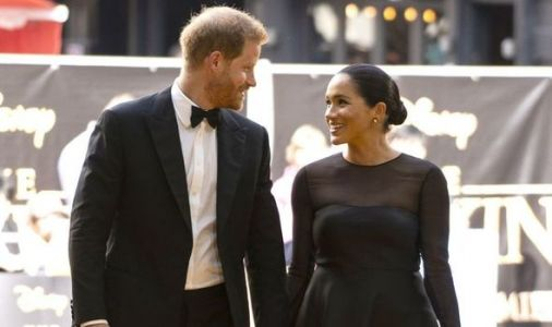Royal reveal: How Prince Harry helped Meghan Markle record her new Disney movie