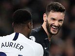 Hugo Lloris and Son Heung-min DENY Tottenham stars are dismayed by Jose Mourinho