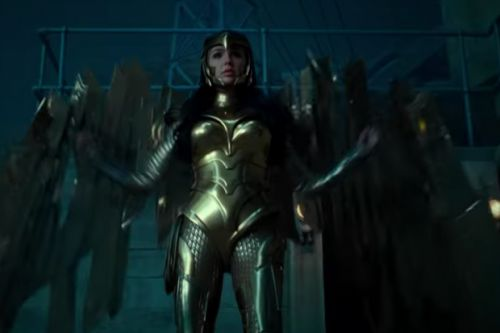 First Wonder Woman 1984 trailer features a familiar face - and a new costume