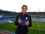Chelsea women sign Sam Kerr, one of the world's most prolific scorers, who will join in January