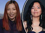 The X Factor's Dami Im looks barely recognisable with RED hair