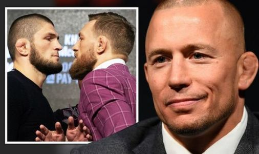 UFC 254: Georges St-Pierre expects Conor McGregor to be offered Khabib fight ahead of him