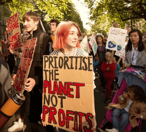 Can the law save the planet ?
