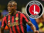 Charlton could be set to sign Paul Pogba's brother Florentin, following his release from Atlanta