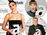 Attitude Awards 2020: Dua Lipa, Paloma Faith, Taylor Swift, and Stephen Fry scoop gongs