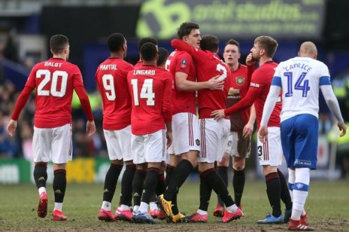 Man Utd player ratings from Tranmere victory as Harry Maguire shines in FA Cup