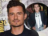 Orlando Bloom praises the NHS for saving his life when he broke his back