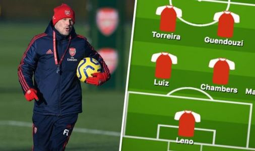 Arsenal team news: Predicted 4-2-3-1 line up vs Man City - Huge injury boost amid crisis