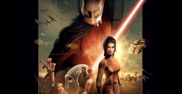 Star Wars: Knights Of The Old Republic remake is 'real' and James Gunn is very keen