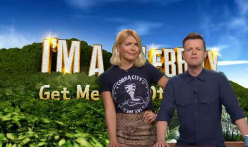 I'm A Celebrity 2018: Holly Willoughby forced to correct Dec in FIRST LOOK trailer