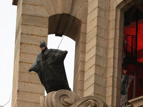 Is Batman filming going ahead in Liverpool - what are the set locations?