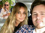 Louise Redknapp and Laura Whitmore are among the stars enjoying a trip to the pub