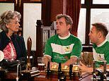 How TV soap operas such as Coronation Street force images of alcohol on young people