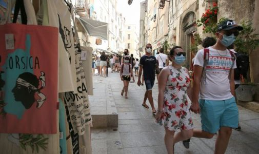 Coronavirus: Travellers warned to keep an eye on quarantine advice if they're going to France