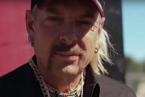"""Tiger King star Joe Exotic says he's """"done"""" with Carole Baskin in prison interview"""