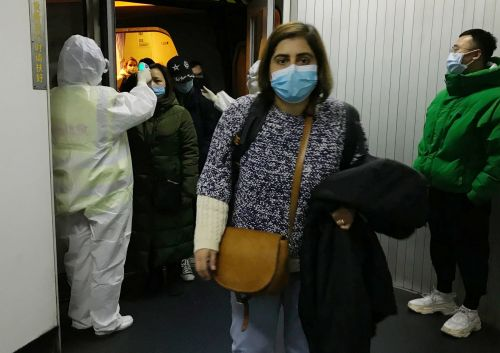 Wuhan, China, is about to be quarantined as the coronavirus outbreak grows. The city has 3 million more residents than New York City