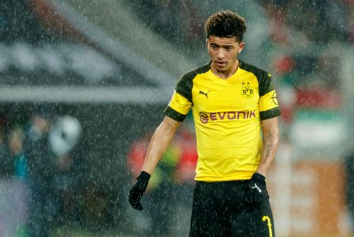 Record-breaking Jadon Sancho to Manchester United transfer expected to go through by the end of the week