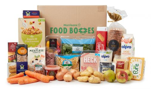 Morrison's Rolls out a Vegan Food Box and Has Pretty Much Everyone Covered Now