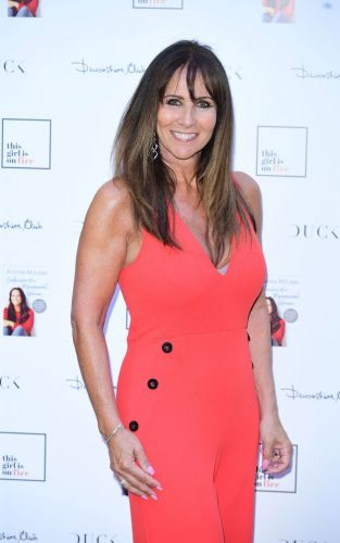 Linda Lusardi Leaves Hospital As She Recovers From Coronavirus