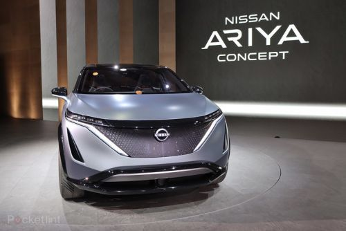 How to watch the Nissan Ariya electric car unveiling live online