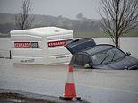 Evacuation orders in place for NSW south coast as Australia pummeled by wild weather and rain