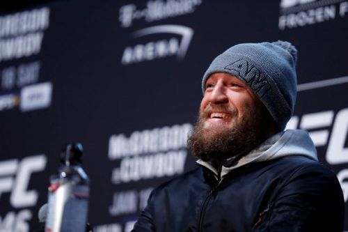 Conor McGregor opens up on fame ahead of UFC return against Donald Cerrone