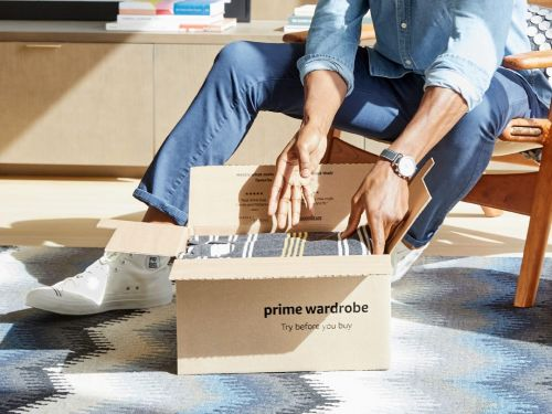 Amazon's latest play for fashion dominance is a personal shopping service for men