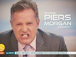 Susanna Reid and Piers Morgan say goodbye to viewers as they sign off for summer