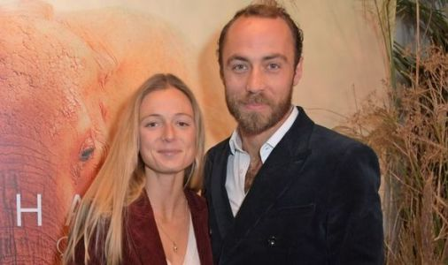 James Middleton shares saucy picture of bikini-clad fiancee during racy dog walk