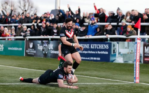 London Broncos captain Jay Pitts will head an exodus of players following club's relegation from Super League