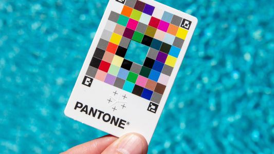 Pantone's new Color Match Card is a total game-changer