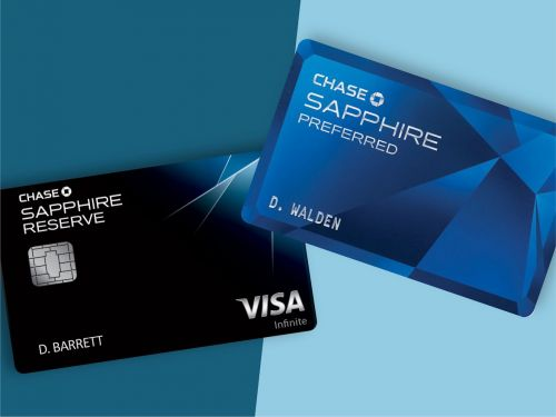 I wasn't sure of the $450-a-year Chase Sapphire Reserve, so I opted for its $95 cousin - and now I'm convinced it's one of the best starter cards to earn points and miles