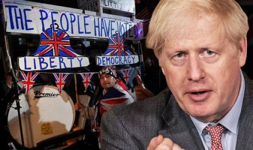 'Rip it up!' Boris Johnson MUST dump hated EU deal to save Brexit, says former MEP