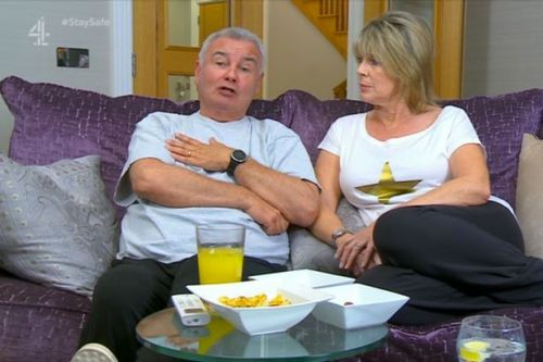 Gogglebox issues apology to 'hurt' Eamonn Holmes over 'idiotic and cruel' edit