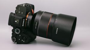 Rokinon 85mm F1.4 AF Sony E
