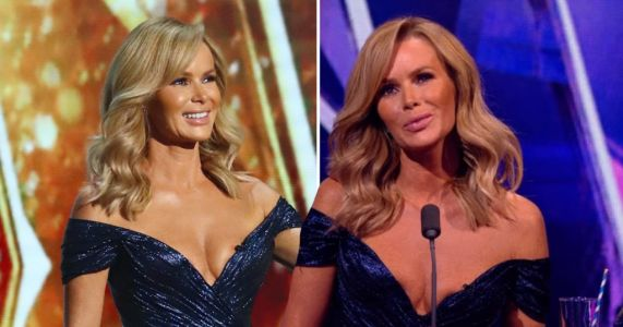 Amanda Holden sparks 235 Ofcom complaints for wearing 'revealing' dress on Britain's Got Talent