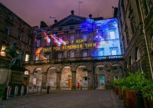 Read Kayus Bankole's contribution to Edinburgh's Message From The Skies