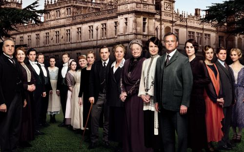 Countdown begins to the Downton Abbey film as release date is announced