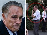 Ex congressman Chris Collins is sentenced to 26-months in jail for insider trading